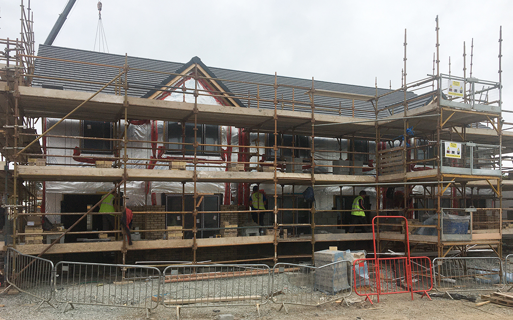 Phase 1 Clonmaggadan Rd, Navan, Co Meath for Glenveagh Homes.
